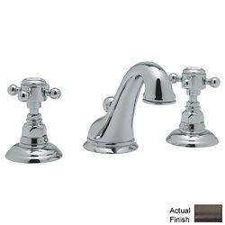 Bathroom Faucet Cross Handles rohl rohl a1408xm-2 country bath low lead widespread bathroom