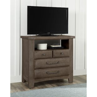 Highland Dunes Giovanna 4 Drawer Chest