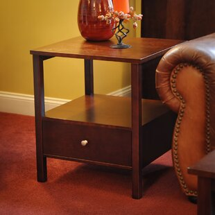 Bay Shore End Table by Wildon ..