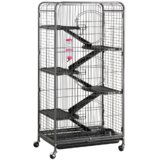 Glisson Weather Resistant Cage with Ramp