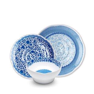 Pinehur 12 Piece Dinnerware Set Service for 4