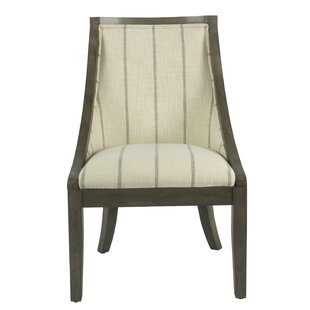 Hare Upholstered Dining Chair by Gracie O..