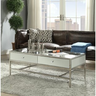 Nisbet Coffee Table by House of Hampton