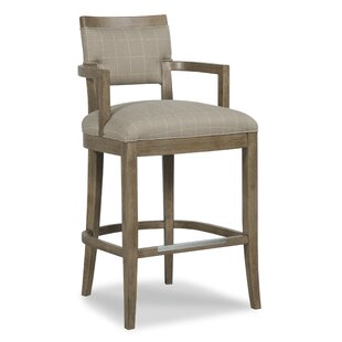 Keller 30'' Bar Stool by Fairfield Chair New Design