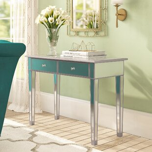 Willa Arlo Interiors Kylie 2 Drawer Console Table