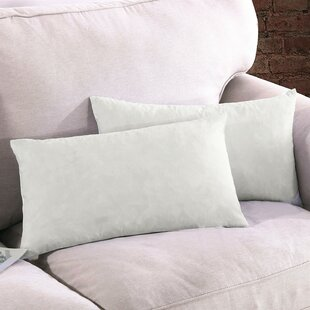 Alwyn Home Chiara Down and Feathers Pillow (Set of 2)