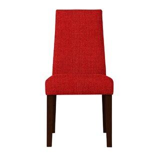 Latitude Run Haddonfield Hardwood Frame Side Chair (Set of 2)