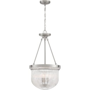 Alcott Hill Gagnon 3-Light Urn Pendant