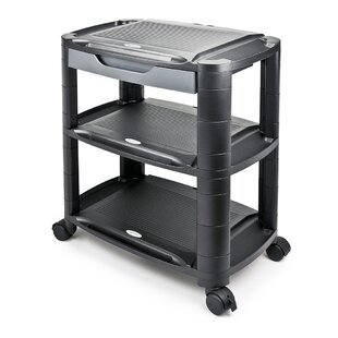 Aidata U.S.A Mobile Printer Stand