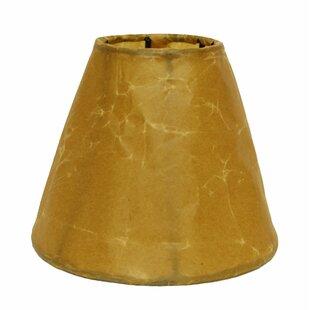 Slant 6 Paper Empire Lamp Shade