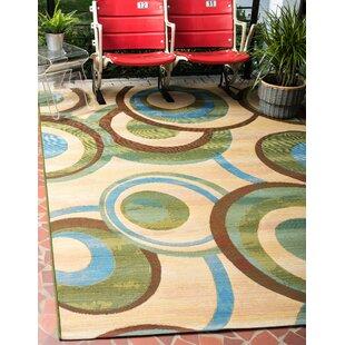 Skylar Beige Indoor/ Indoor/Outdoor Area Rug
