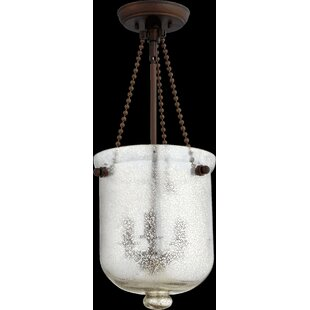 Gracie Oaks Palmieri 3-Light Urn Pendant