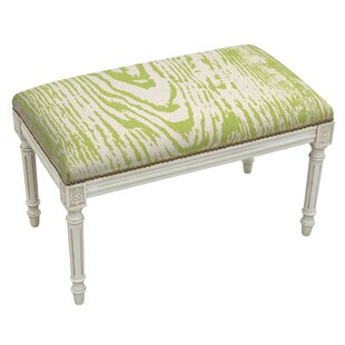 Frey Upholstered and Wood Bench