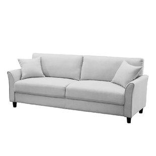 Red Barrel Studio Saim 85 Rolled Arm Sofa by Red Barrel Studio