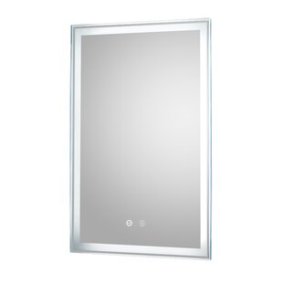 Led Bluetooth Bathroom Mirror Wayfair Co Uk