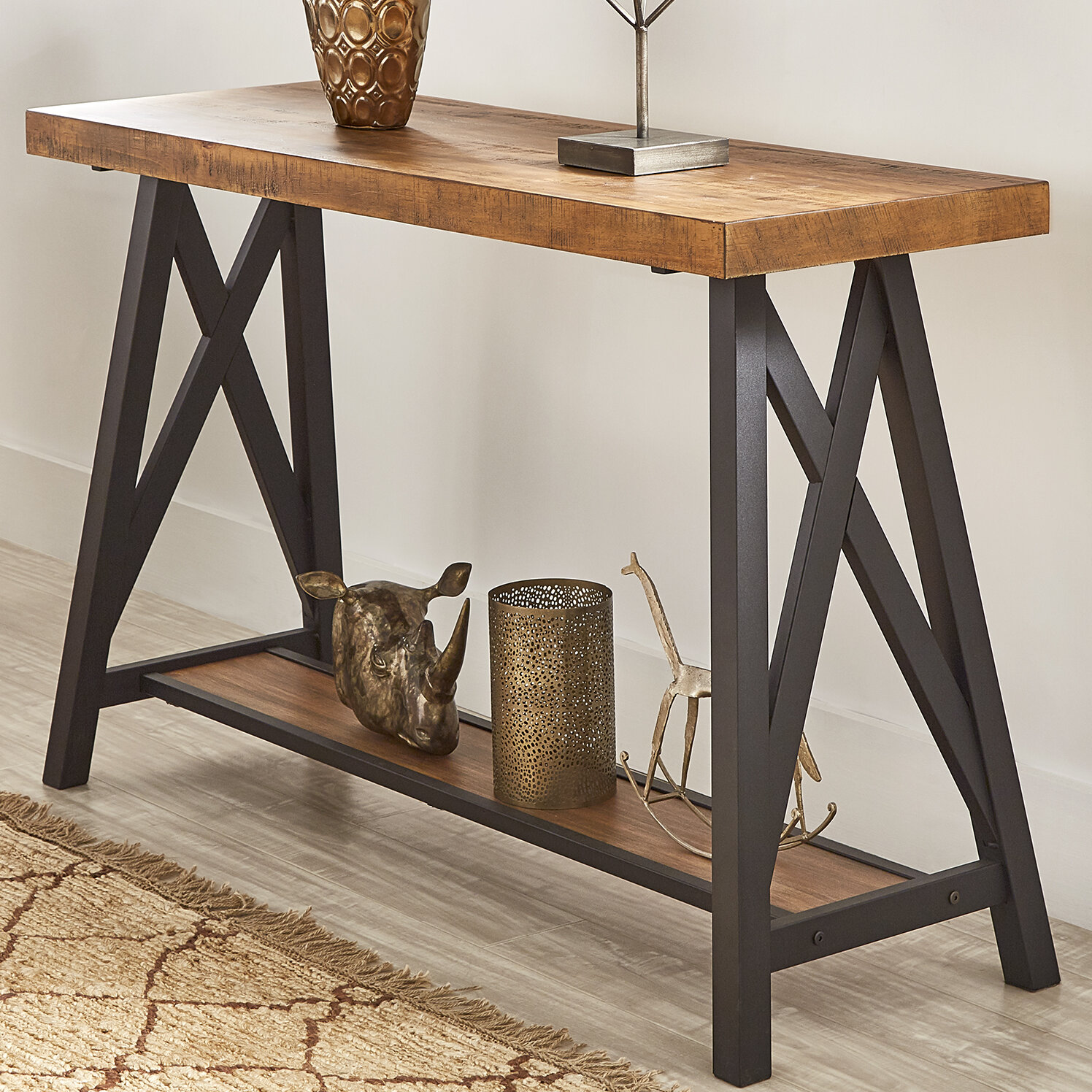 online store 69643 2c9ae Silvis Console Table