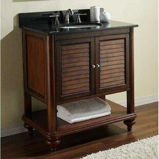 Tropica 25 Single Bathroom Vanity Set by Avanity