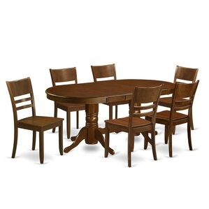 Rockdale 7 Piece Dining Set by Darby Home..