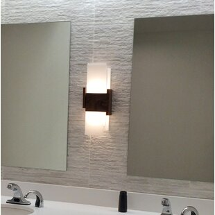 Reviews Acuo 2-Light Flush Mount By Cerno