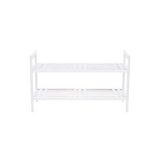10 Pair Shoe Rack By Beachcrest Home