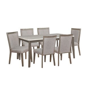 Beldale 7 Piece Dining Set by Gracie Oaks