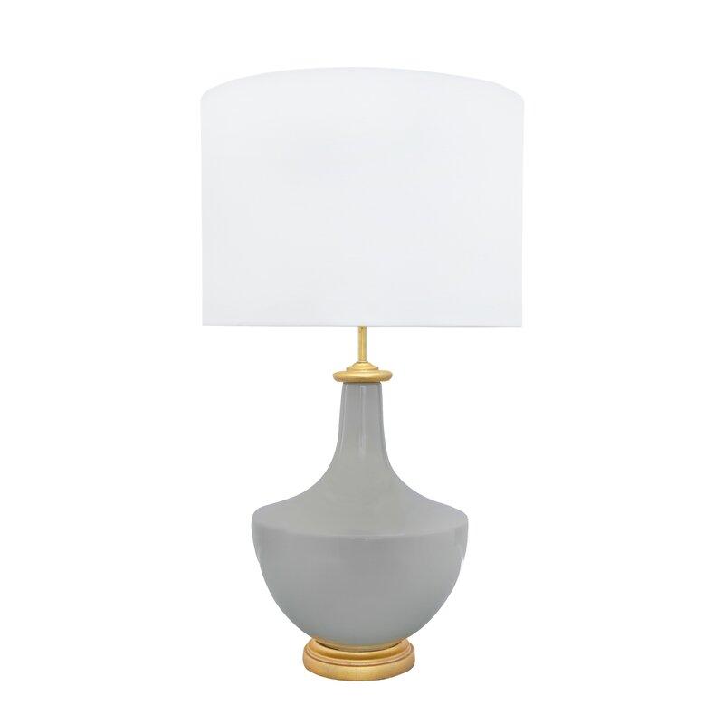 Mercury Row Lafrance 27 Table Lamp Reviews Wayfair