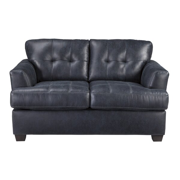 Benchcraft Inmon Loveseat & Reviews by Benchcraft