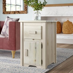 Abella Square End Table