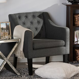Best Deals Amelie Armchair by Andover Mills Reviews (2019) & Buyer's Guide