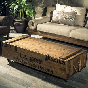 17 Stories Hasse Coffee Table with Storage