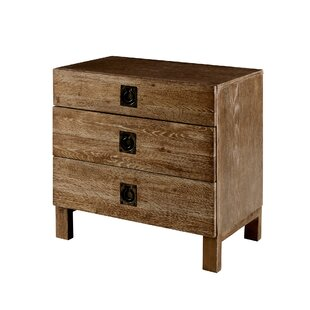 Madiun 3 Drawer Accent Chest by Union Rustic