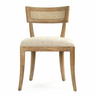 Embla Cane Back Side Chair  sc 1 st  Wayfair & French Cane Back Chair | Wayfair