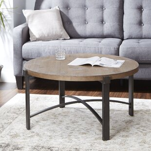 Order Baratta Distressed Coffee Table By Ivy Bronx