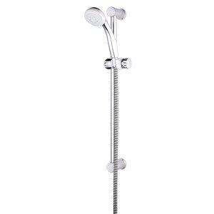 3-tlg. Duschkopf-Set Clark von Belfry Bathroom