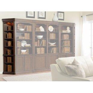 Cherry Creek Corner Bookcase by Hooker Furniture