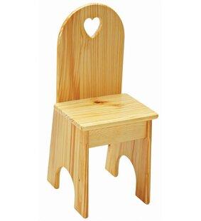 Heart Kids Desk Chair ByLittle Colorado