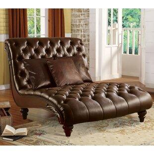 Astoria Grand Wentz Chaise Lounge