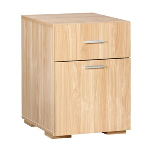 Comfort Products Olivia 2 Drawer Lateral File Cabinet