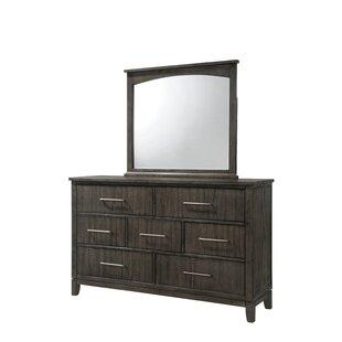Drew 7 Drawer Dresser By Gracie Oaks