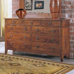 Baxter 9 Drawer Standard Dresser