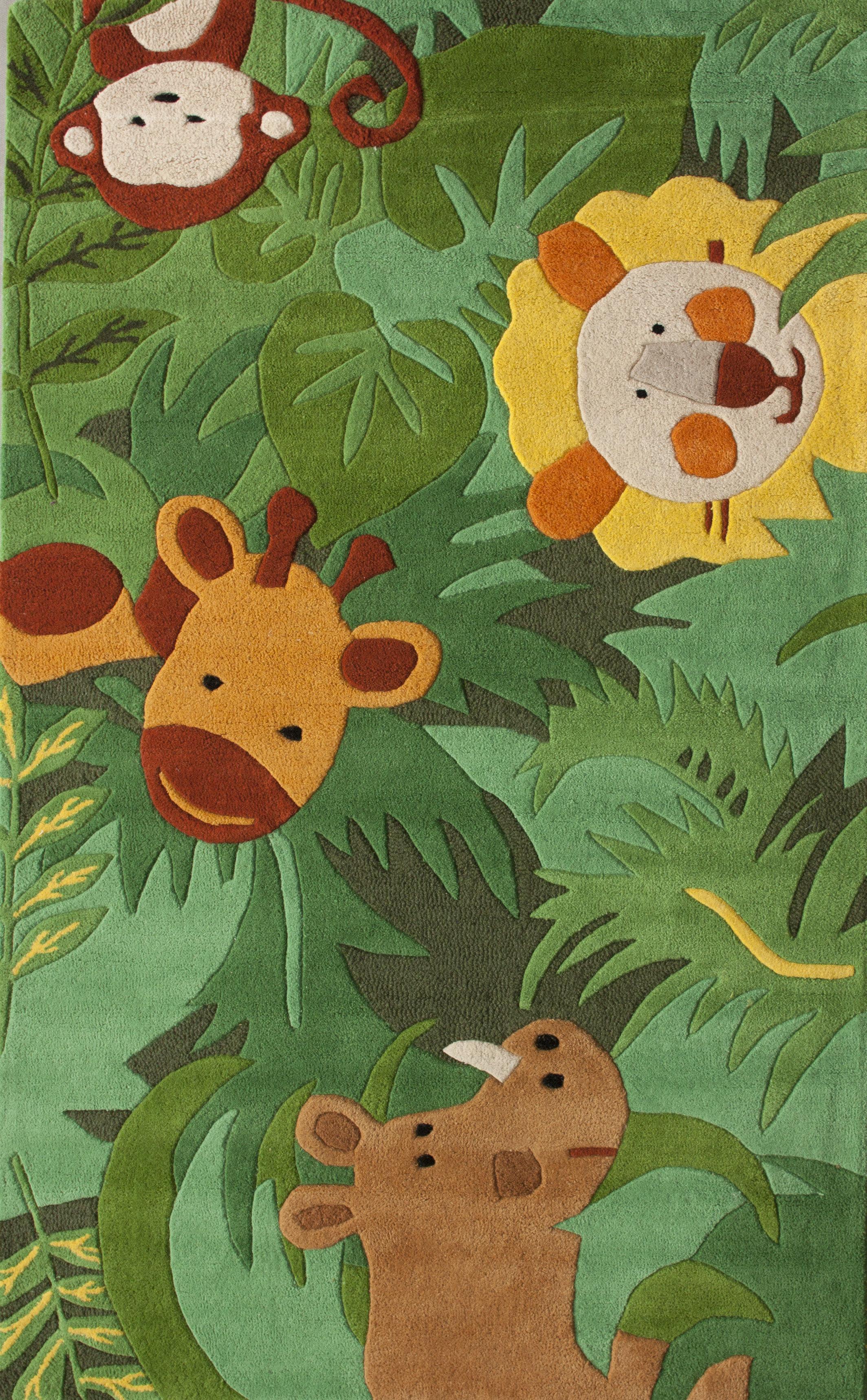 A Safari Themed Nursery Wayfair