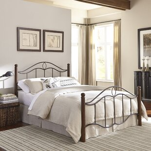 Stoller Panel Bed By August Grove
