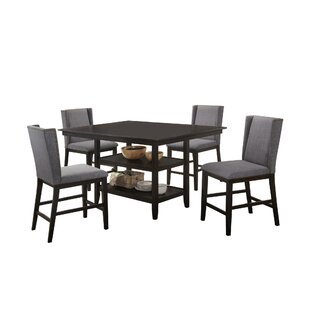 Wallach Counter Height Dining Table Gracie Oaks