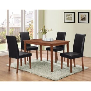 Iseminger 5 Piece Dining Set