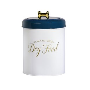 4.37 qt. Pet Treat Jar