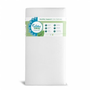 Affordable Healthy Support 6 Crib Mattress ByLullaby Earth