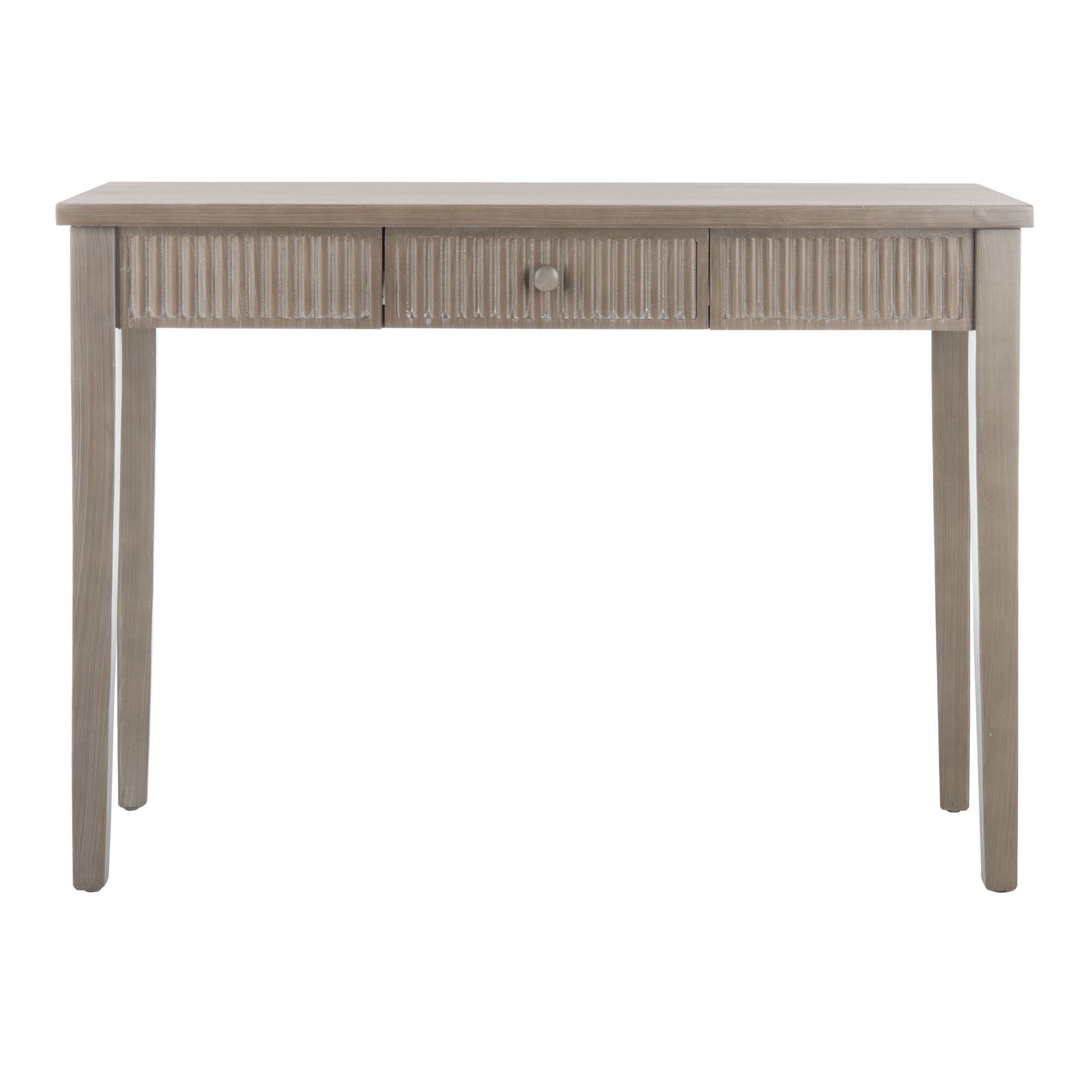 Highland Dunes 43 25 Console Table Reviews Wayfair
