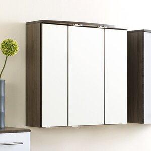 70 cm x 69 cm Spiegelschrank Marinello mit Beleuchtung von Held Möbel