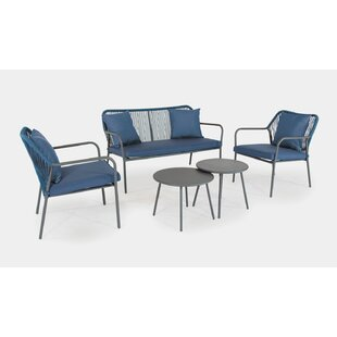 Menos 4 Seater Conversation Set Image