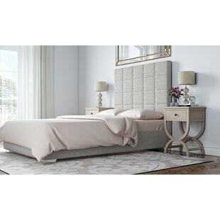 Segars Upholstered Bed Frame By Mercury Row